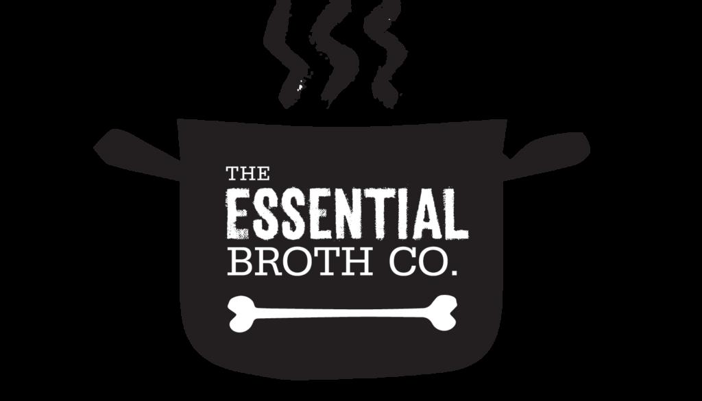 Essential Broth Logo black